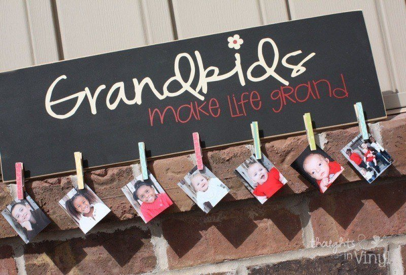 Grandkids Make Life Grand Vinyl Only