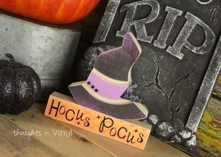 Hocus Pocus Witch Hat
