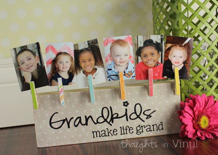 mother's day craft | gift for grandma