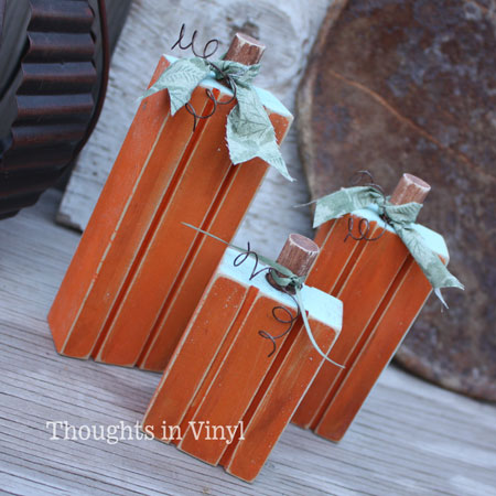 Cute Wood Halloween Crafts Thoughts In Vinyl