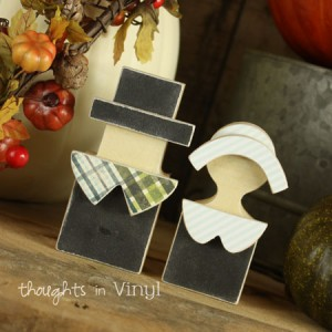 Wood Thanksgiving Crafts And Wood Christmas Crafts Thoughts In Vinyl