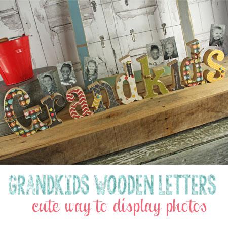 Grandkids Letters