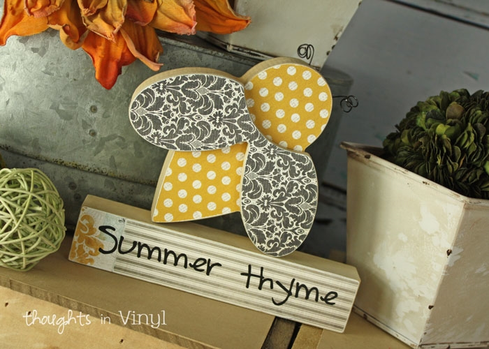 New Crafts for Spring and Summer!
