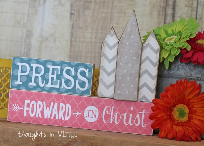 New Crafts for 2016 Mutual Theme