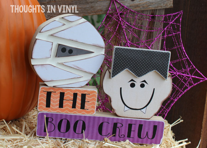 New Halloween Crafts Thoughts In Vinyl