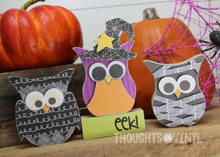 New Halloween Crafts!