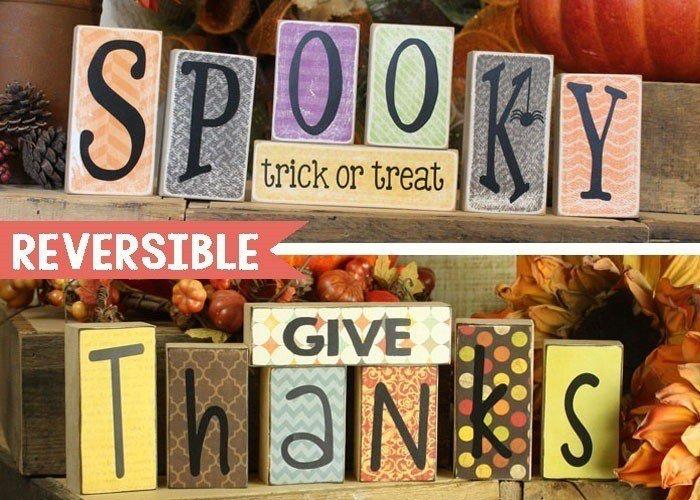 Reversible Blocks Spooky Thanks
