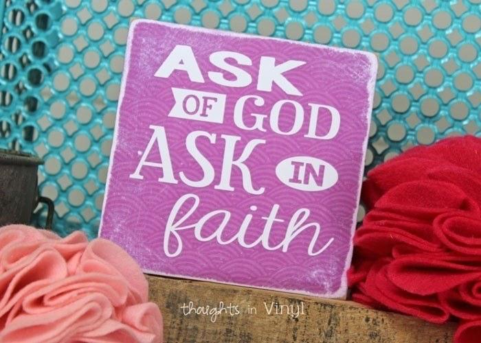 Ask Of God 2017 Theme