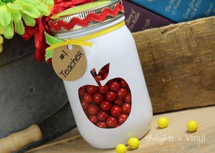 Mason Jar Hello Door Hanger