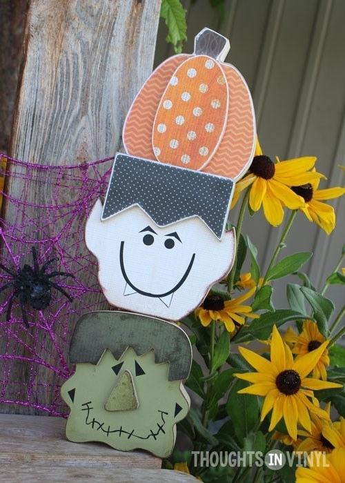 Halloween Stack
