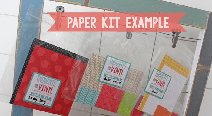 Paper-kit