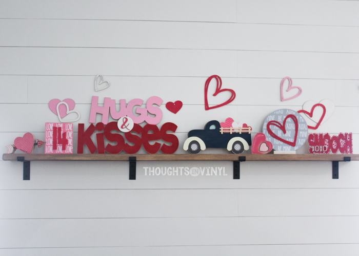 8 Irresistible Wood Valentine's Day Crafts